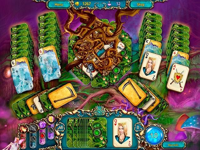 Dreamland Solitaire: Dark Prophecy. Collector's Edition gra