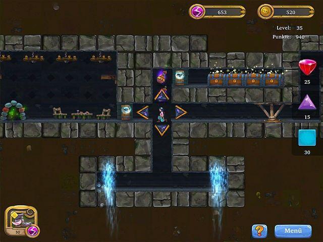 Screenshot  «Caves and Castles: Underworld» № 5