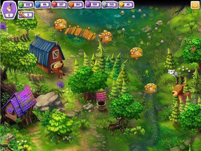 Screenshot  «Cubis Kingdoms. Sammleredition» № 3