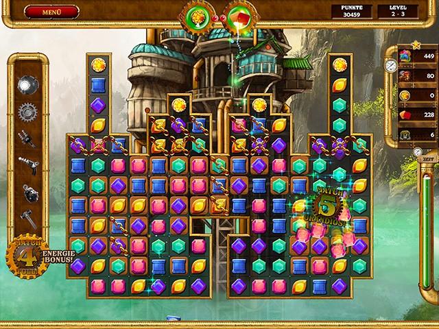 Screenshot  «Duskless: Die Uhrwerkarmee» № 7