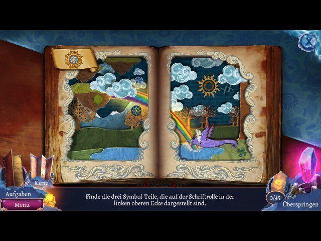 Screenshot  «Eventide 3: Erbe der Legenden» № 4
