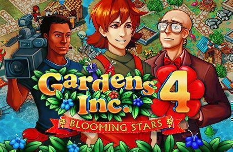 Gardens Inc. 4: Blooming Stars