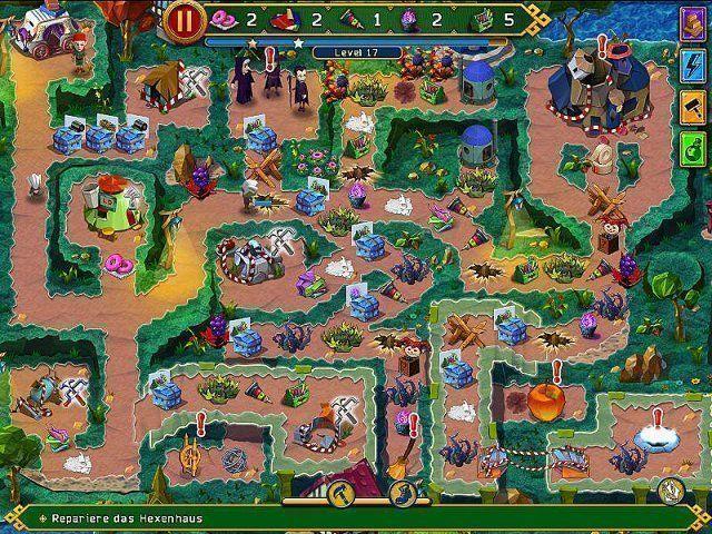 Screenshot  «Incredible Dracula IV: Spiel der Götter» № 6