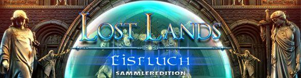 Spiel Lost Lands Eisfluch Sammleredition