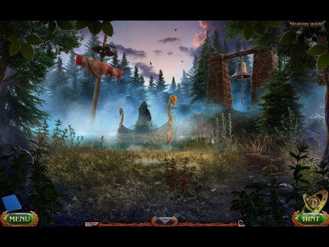 Screenshot  «Lost Lands: Eisfluch» № 3