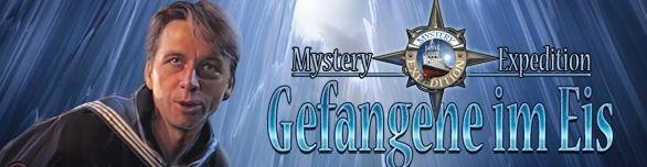 Spiel Mystery Expedition Gefangene im Eis