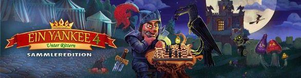 Spiel Ein Yankee unter Rittern 4 Sammleredition