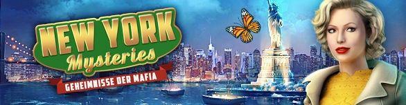 New York Mysteries: Geheimnisse der Mafia