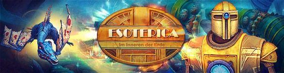 Spiel Esoterica Im Inneren der Erde