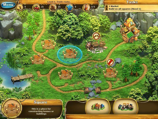 Fable of Dwarfs en Español game