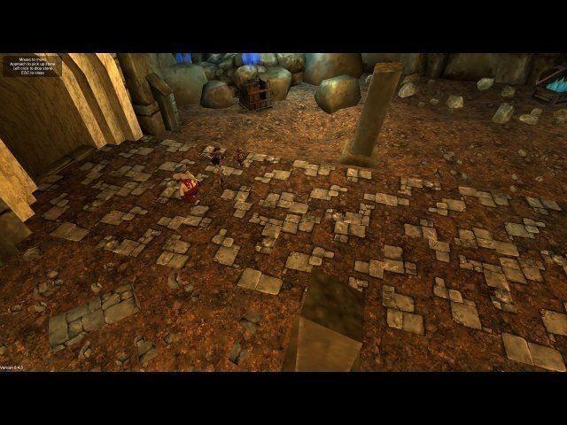 Mystery Maze Of Balthasar Castle en Español game