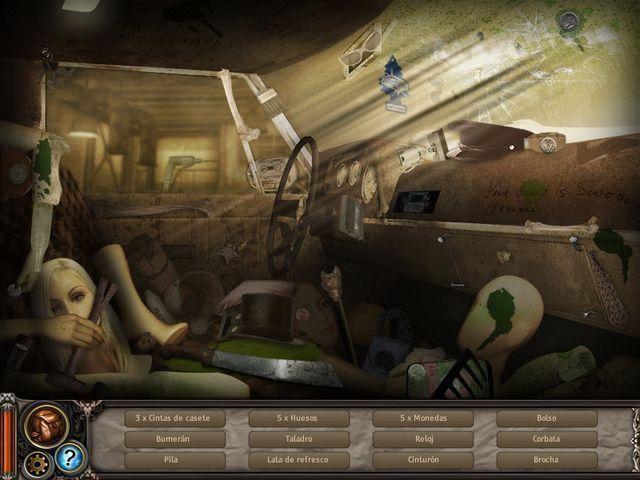 Trapped: El Secuestro en Español game