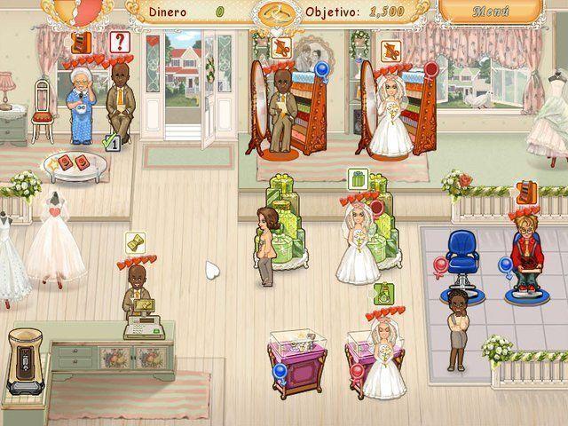 Wedding Salon en Español game