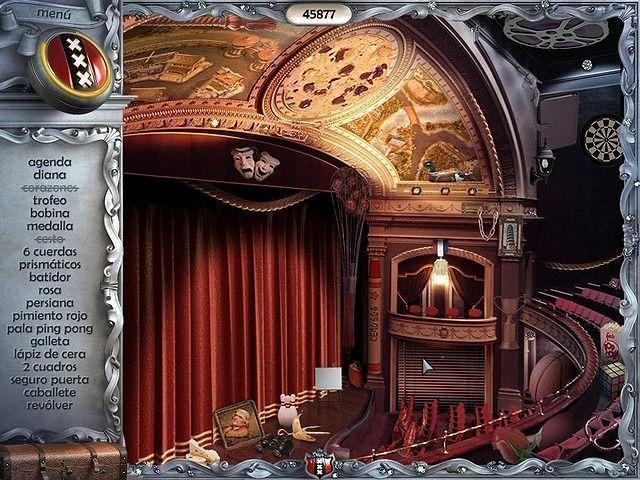 Youda Legend The Curse of the Amsterdam Diamond download free en Español