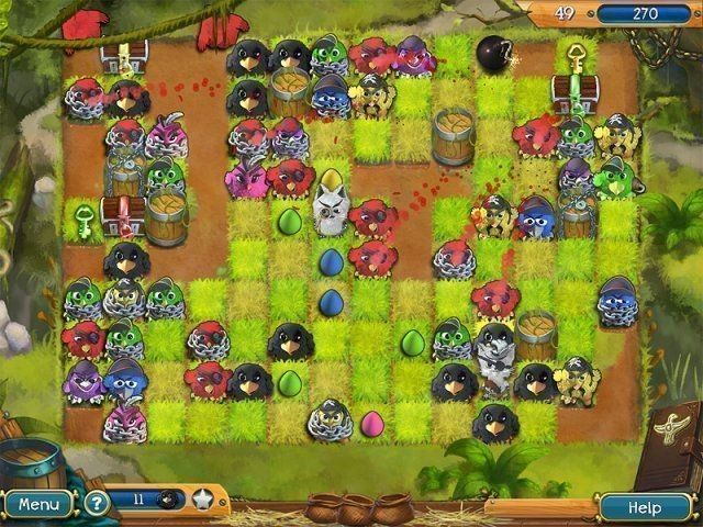 Claws and Feathers 2 game