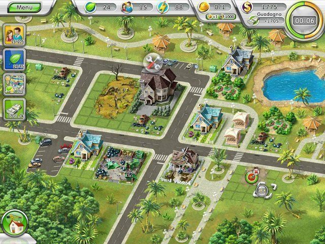 Gioco Green City download italiano