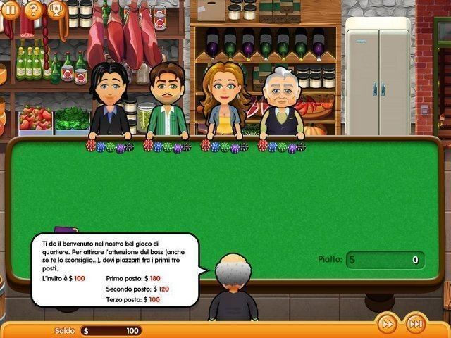 Gioco Hometown Poker Hero. Premium Edition download italiano