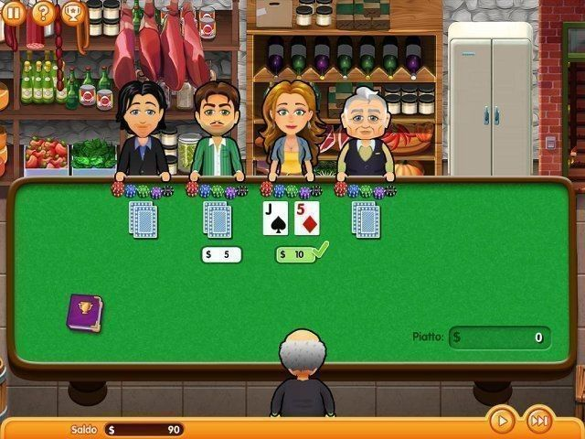 Hometown Poker Hero. Premium Edition game