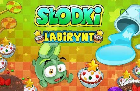 Słodki Labirynt - Ciasteczkowa Przygoda
