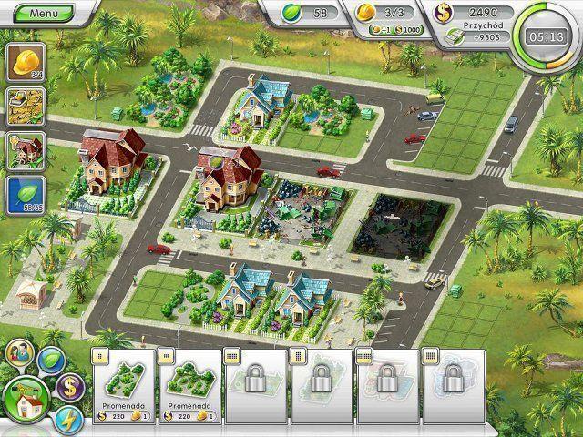 Green City Gra Bezpłatne
