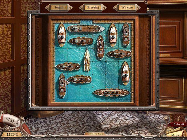 Inspektor Magnusson: Morderstwo na Tytaniku Gra Bezpłatne