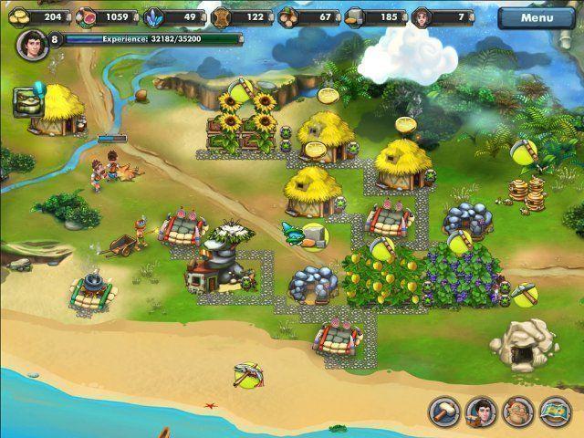 Prehistoryczne opowieści gra