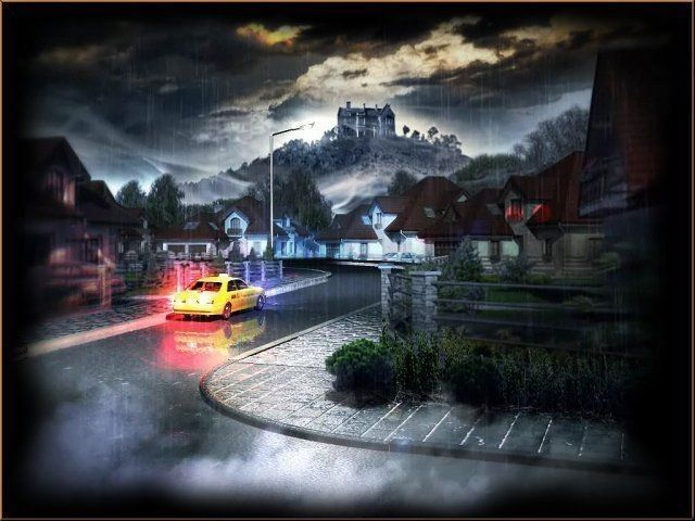 Suburban Mysteries: Labirynt przeszłości