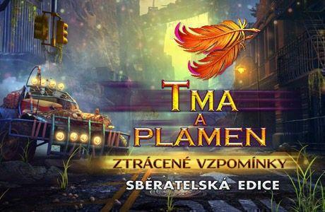 Tma a Plamen: Ztrácené Vzpomínky. Sběratelská Edice