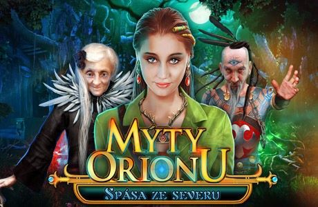 Mýty Orionu: Spása ze severu