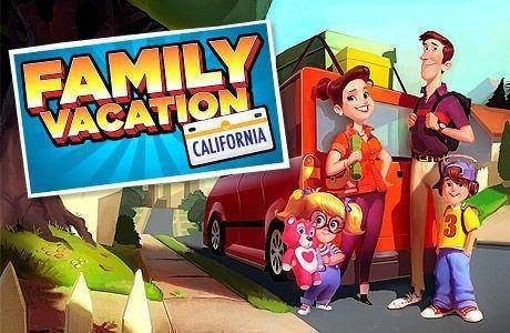 Family Vacation: California