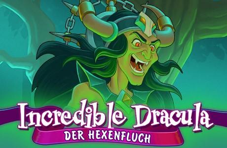 Incredible Dracula: Der Hexenfluch