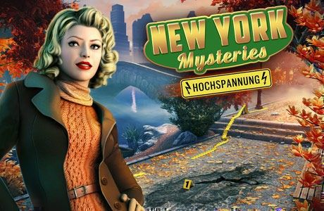 New York Mysteries: Hochspannung