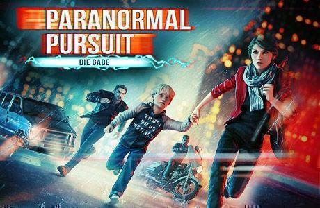 Paranormal Pursuit: Die Gabe