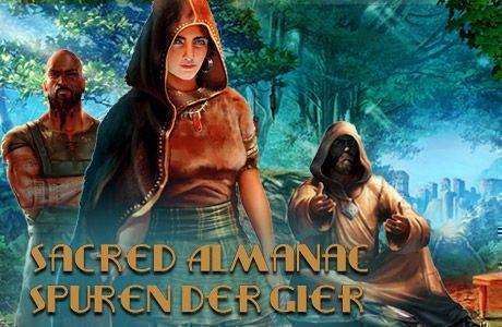Sacred Almanac: Spuren der Gier