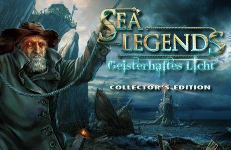 Sea Legends: Geisterhaftes Licht. Sammleredition