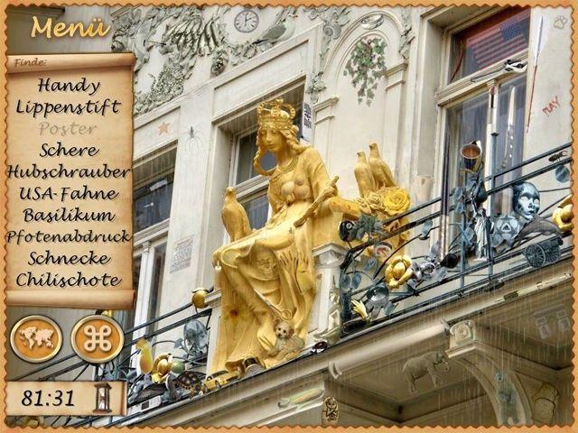 Mysteriöse Städte: Goldenes Prag