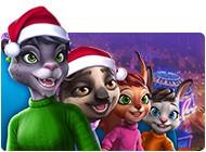 Details über das Spiel Travel Mosaics 11: Christmas Sleigh Ride