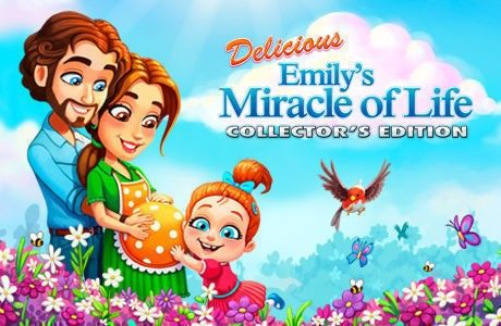 Delicious - Emily's Miracle of Life. Collector's Edition