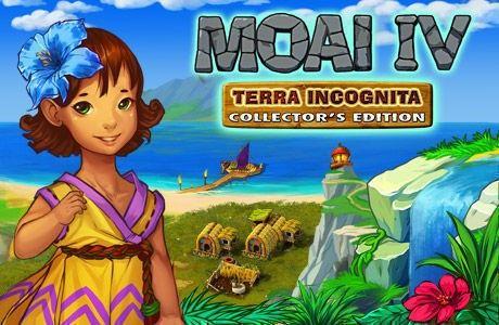 Moai IV: Terra Incognita. Collector's Edition