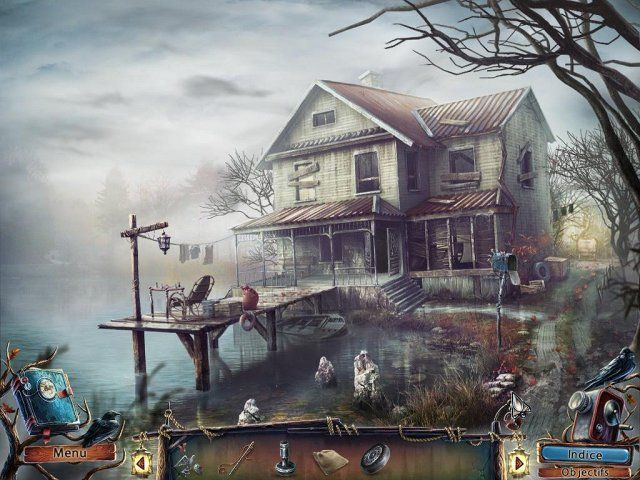 The Lake House: Les Enfants du Silence