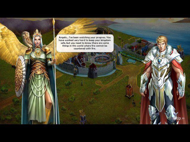 Les Épreuves de l'Olympe II: La Colère des Dieux