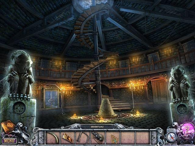Dom Tysiąca Drzwi: Ręka Zoroastera